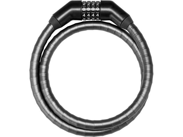Trelock PK 260/100/15 Code Zapięcie kablowe, black